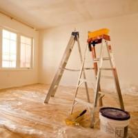 ev iç cephe boyama teknikleri