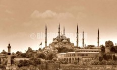 Dekoratif İstanbul Resimleri (CANVAS)
