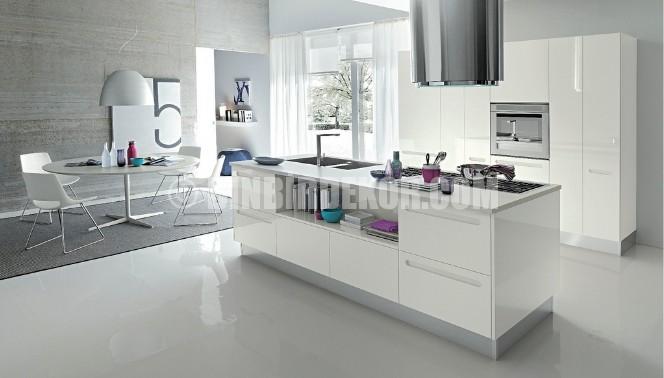 2012 Açık Mutfak Modelleri
