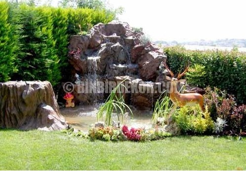 bahçe şelale 6