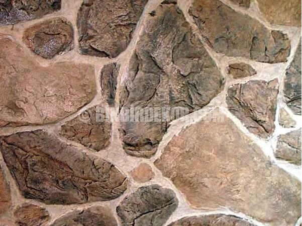 Mekanlarda duvarlar yeniden taş şeklinde örülemediği için taş