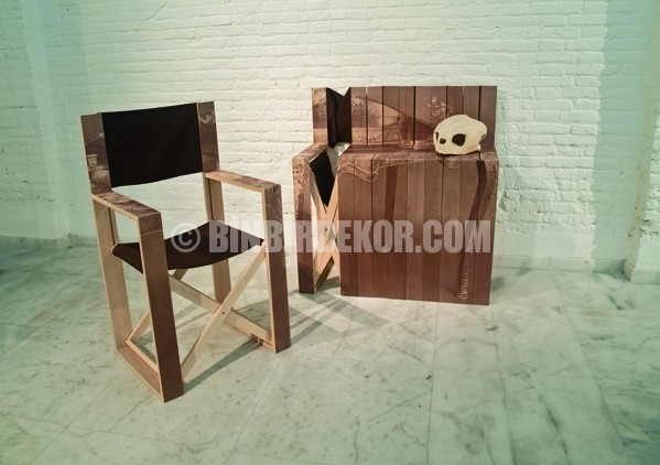 Sehpa Olan Sandalyeler