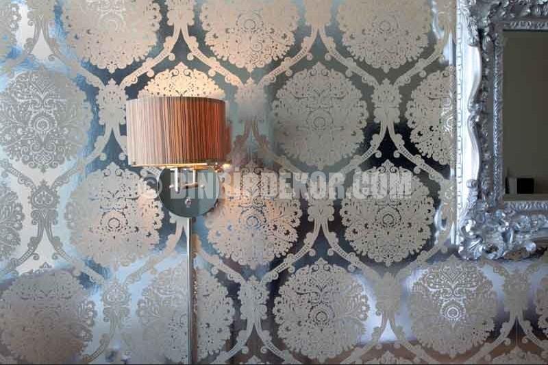 Simli duvar kağıtları 2012