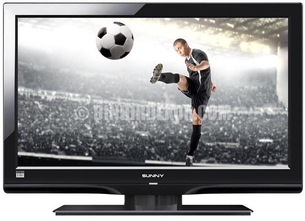 Sunny uydu alıcılı LCD televizyonlar