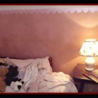 Çocuk Odası Simli Boya Uygulamaları ve Simli Boya Duvar Dekorasyonu