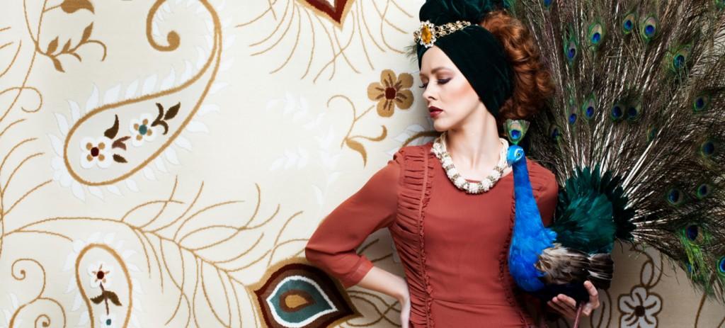 Angora Halı Pasha Koleksiyonu