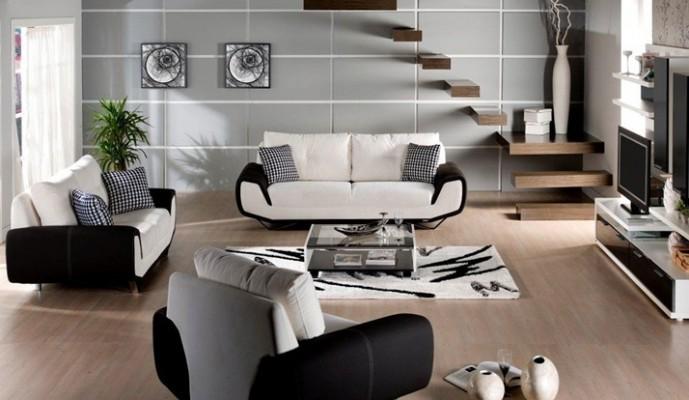 Bellona'dan minimalist bir koltuk takımı Avensis
