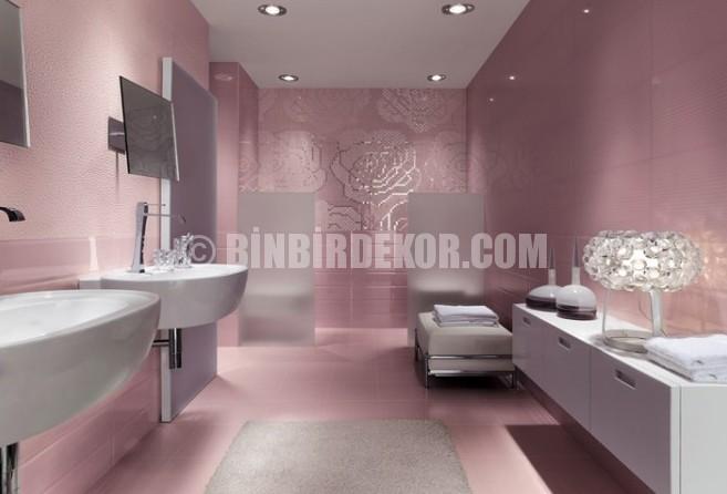 güzel banyo dekorasyonları