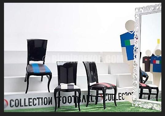 Dünya kupasına özel sandalyeler