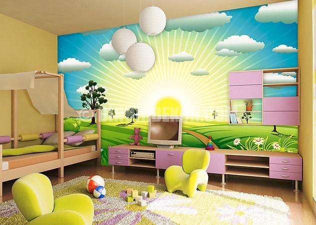 Odası duvar kağıdı modelleri genç odası duvar kağıtları