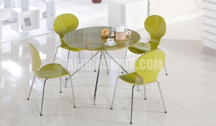 Bellona 'dan rengarenk masa sandalye takımları