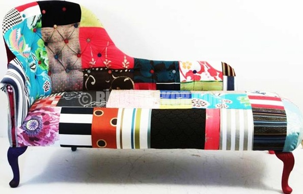 Patchwork mobilya modelleri