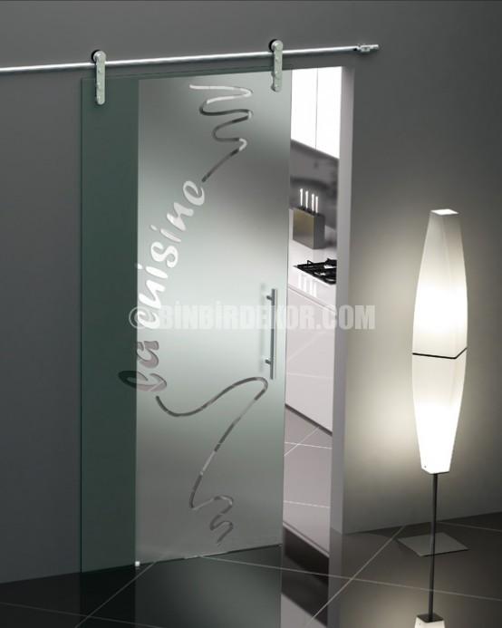 Sürgülü cam kapı modelleri