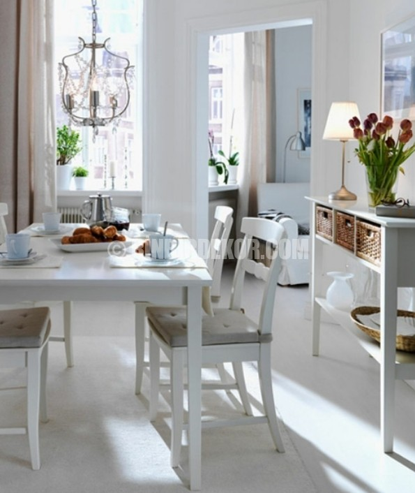 Ikea Yemek Odasi Modelleri Binbirdekor Com