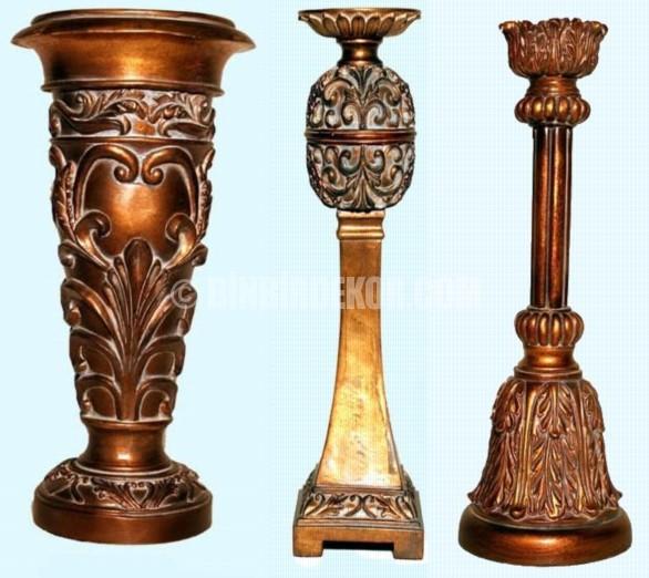 Barok stili dekoratif aksesuarlar (ArtKingdom)