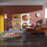Genç odası trend duvar renkleri