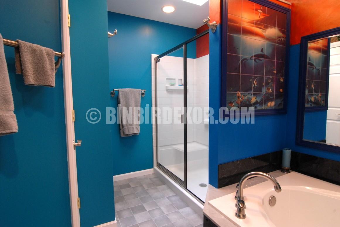 renkli banyo dekorasyonu_8