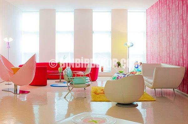renkli ev dekorasyonu karim rashid_8