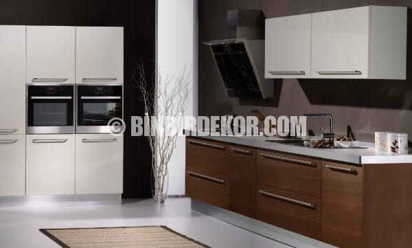 Vanucci hazır mutfak modelleri (Zircone)