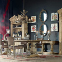 vintage dekorasyon örnekleri 18