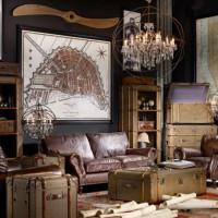 vintage dekorasyon örnekleri 4