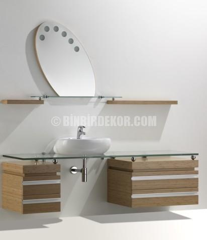 Serel 'den çok şık banyo mobilyaları