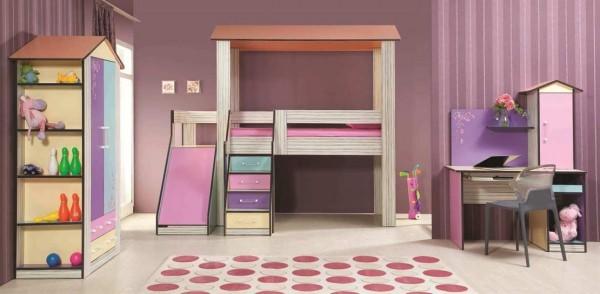 ipek mobilya genç odası küçük ev