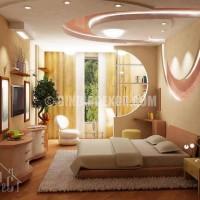 Schlafzimmer Decke Dekoration