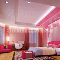 Schlafzimmer Decken Deko-Ideen