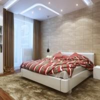 Yatak Odası Dekorasyon Fikirleri  Asma Tavan Modelleri 2015