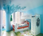 kız çocuk odası dekorasyon