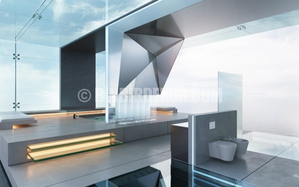 2013 modern banyo tasarımları
