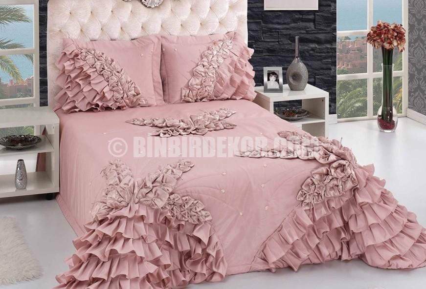 Abiye yatak örtüsü modelleri (Ottoman Style)