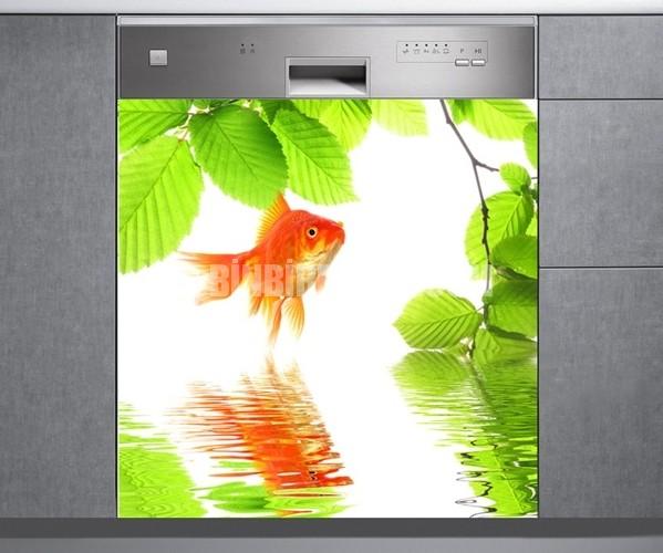 bulaşık makinası sticker modelleri