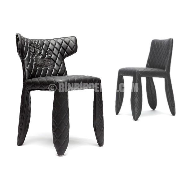 deri sandalye modelleri canavar yüz_2
