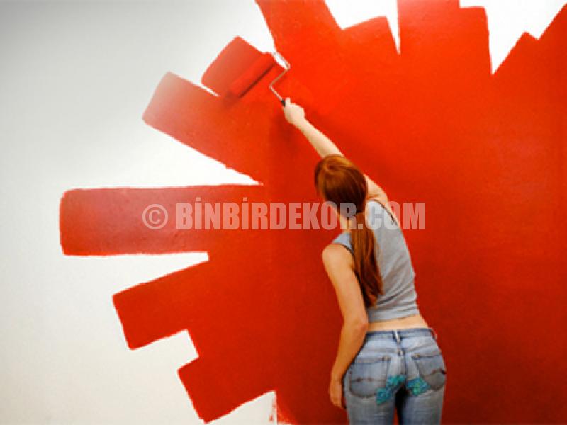 Duvar boyası renk seçimi tavsiyeleri