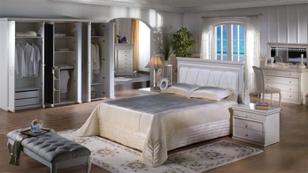 istikbal yatak odası modelleri 2013 barok_2