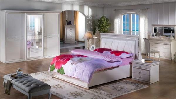 istikbal yatak odası modelleri 2013 barok_3