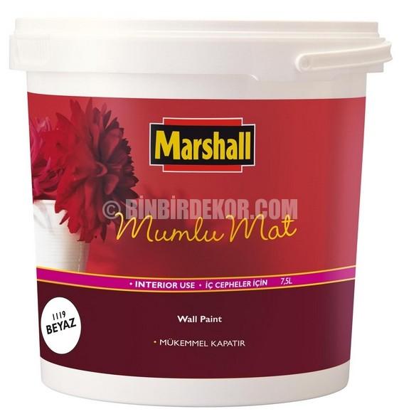marshall boya iç cephe