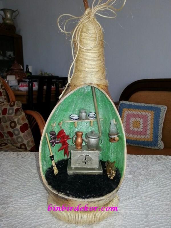 su kabağı dekoratif aksesuarlar_2