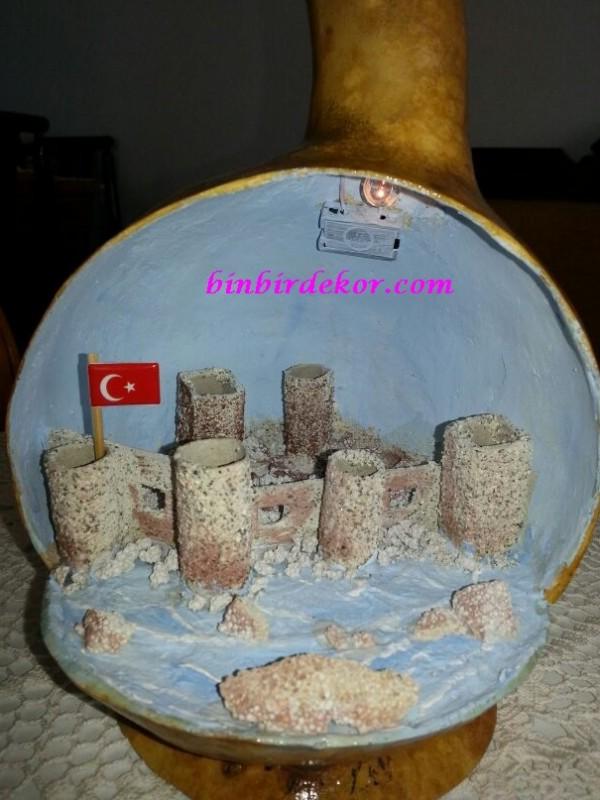 su kabağı dekoratif aksesuarlar_4