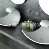 çift lavabo modelleri_5