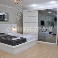İpek Yatak Odası Modelleri 2014