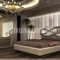 Modern Yatak Odası Modelleri 2014