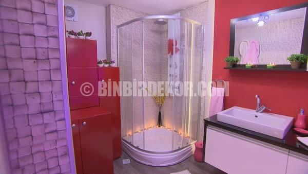 Evim Şahane 'den şahane banyo dekorasyonları