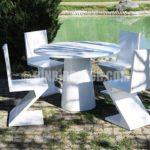 Özel tasarım bahçe mobilyaları