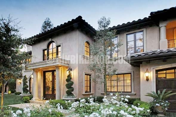 ünlülerin evleri kim kardashian