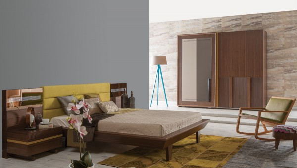 Nills Furniture Design Yatak Odası Smala