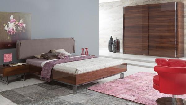 Nills Furniture Design Yatak Odası Steel Art