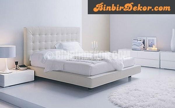 beyaz yatak odası dekorasyonları_2